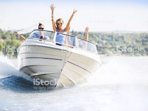 Motorboats; Unfathomable Speeds